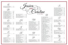 round table wedding seating chart template free plan