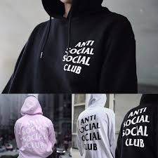 Anti Social Social Club Hoodie Size Chart Details About Us Stock Antisocial Social Club Hoodie Anti