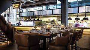 Restaurant Kitchen Tables Kitchen Table Experience For 4 At Heddon Street Kitchen L Gordon