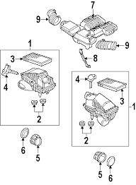 parts com® land rover range rover engine appearance cover oem parts diagrams 2011 land rover range rover supercharged v8 5 0 liter gas engine appearance cover
