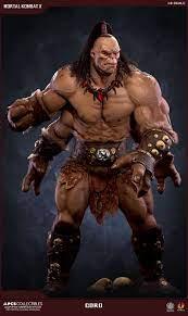 Mortal Kombat X Goro Statue Photos and Pre-Order Info - The Toyark - News |  Mortal kombat, Mortal kombat x, Statue
