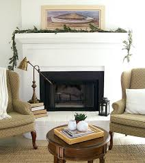 removing mantle from brick fireplace paint wood facade bricks beautiful updated inexpensive