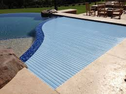 automatic pool covers for odd shaped pools. Los Altos HydraLux, Automatic Swimming Pool Cover Beach-style-pool Covers For Odd Shaped Pools
