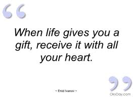 Gift Quotes Inspiration 48 Gift Quotes 48 QuotePrism