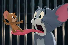 Tom and Jerry' Movie Review: Cat vs. Mouse. Whoever Wins, We All Lose -  Rolling Stone
