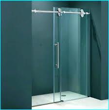 installing sliding shower doors delta