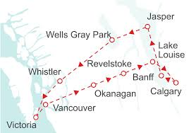 Canada Road Trip 7 10 14 Or 21 Days Itinerary Map And Ideas