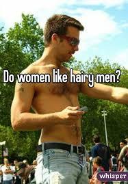 Woman who love hairy man
