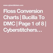 Bucilla To Dmc Conversion Chart Floss Conversion Charts Bucilla To Dmc Page 1 Of 8