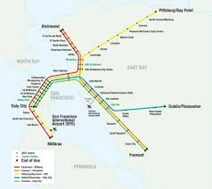 Transit Maps San Francisco