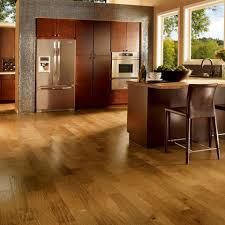 image of armstrong laminate floor in dining area