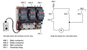 abb dol starter wiring diagram abb image wiring abb star delta starter contactors electrical blog on abb dol starter wiring diagram