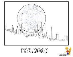 Small Picture moon coloring pages for adults Archives Best Coloring Page