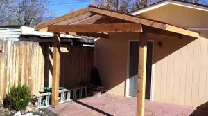 simple wood patio covers. Unique Wood How To Build A Patio Cover Simple In Wood Covers P