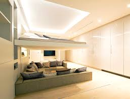 compact furniture small living living. Compact Living Furniture. The Bed In This Amazing Apartment Drops Down From Ceiling Furniture Small