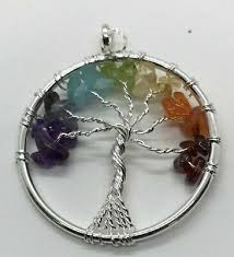 pretty wire wrapped tree of life