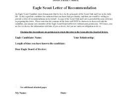Eagle Scout Letter Of Recommendation Interesting 48 Unique Eagle Scout Letter Of Recommendation D48k Letterhead Site