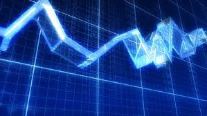 3d Stock Chart 3d Chart Line On Worksheet Stock Footage Video 100 Royalty Free 1391710 Shutterstock