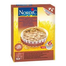 Каша быстрого приготовления <b>Nordic Хлопья 5</b> видов зерновых ...