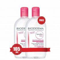 makeup remover ads. bioderma sensibio h2o make up remover + one free - big offer in abu dhabi makeup ads