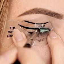 Beth Bender šablona Na Oční Linky A Oční Stíny V Doplňky Na Www