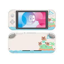 Sticker Dán Máy Chơi Game Nintendo Switch Lite Ns