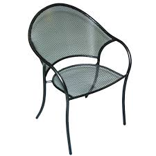 This Barrel Shaped Outdoor Dining Chair By Plantation Prestige