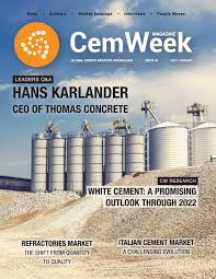 Cemweek Magazine July August 2017 By Cemweek Issuu