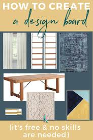 How To Make A Design Board How To Make Design Boards And Why You Need To