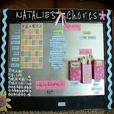 diy c chart ideas for the kids family c chart ideas and cleaning schedules