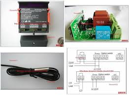 digital temperature controller wiring diagram wiring diagram digital temperature controller wiring diagram