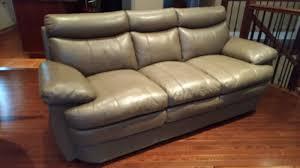 genuine leather sofa love seat
