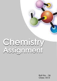 assignments cover pages my design blog cover chemistry