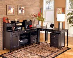 front office decorating ideas. Awesome Home Office Decorating Ideas With Wooden Furniture In Your Design: Modern Front O