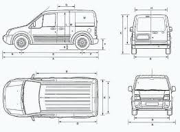 ford transit dimensions interior