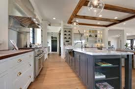 farmhouse kitchen by meiste homes