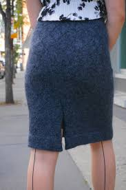 Knit Skirt Pattern Amazing The Helen Pencil Skirt Knitting Patterns And Crochet Patterns From