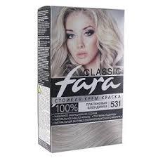 Купить <b>Краска для волос</b> «Fara <b>Classic</b>» - Платиновый блондин ...
