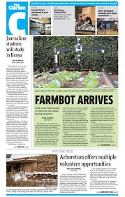 The Clarion - Jan. 22, 2020 issue by The Clarion - issuu