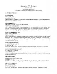 Engineering Student Sample Resume Resume Format Pdf For