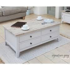 baumhaus signature grey coffee table