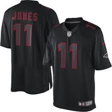 Sizes Atlanta Adults Kids - Range Falcons Jones To The Store From Julio Jersey