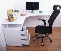 image corner computer. Image Of: Corner Computer Desks Shapes