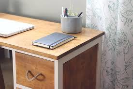 diy office furniture. The North End - Office Desk DIY After 05 Diy Furniture A