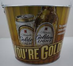 Michelob Golden Draft Light Where To Buy Cheap Beer Golden Bucket Find Beer Golden Bucket Deals On