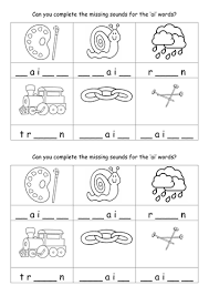Handwriting worksheet maker make custom handwriting & phonics worksheets type student name, small sentence or paragraph and watch a beautiful dot trace or hollow letter. Ai Words Worksheet Teaching Resources