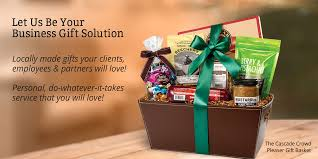 let us be your business gift giving solution
