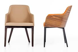 wooden chair side view. hudson wood arm plywood chair by b\u0026t, showing front \u0026 side view of the wooden r