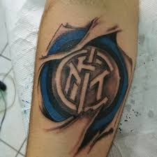 Inter Internelcuore Tattoo Tattoointer Inter
