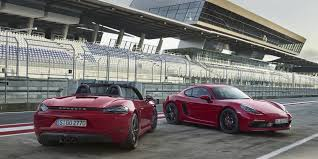 2018 porsche boxster. wonderful porsche the 2018 porsche cayman and boxster gts intended porsche boxster